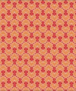Lotus Flower Pattern Cotton Fabric for dressmaking and patchwork - buy online and instore at More Sewing