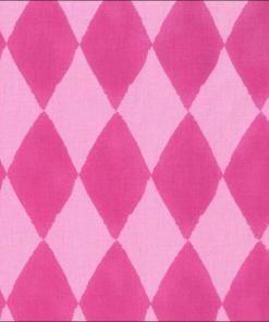 Pink Diamonds on this Michael Miller fabric from More Sewing